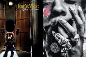 The Sophomore Series: A$AP Rocky's 'AT.LONG.LAST.A$AP' & Kanye West's 'Late Registration'