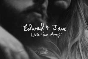 Edward and Jane Bid a Beautiful Farewell in Haunting Third EP 'With You, Always'