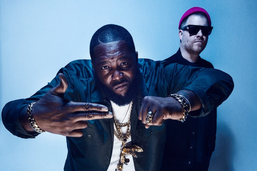Run the Jewels © Timothy Saccenti