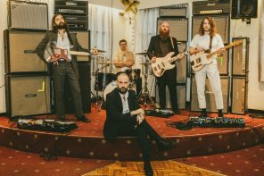 "Today's Song: IDLES Provide a Sonic Punch to the Face With ""GROUNDS"""
