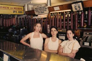 Our Take: HAIM Find Solace in LA & Each Other on 'Women in Music Pt. III'