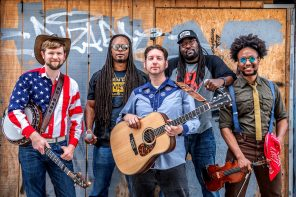 "Premiere: Gangstagrass Elicit Old-School Blues Narratives with Liberating Undertones on ""Ain't No Crime"""