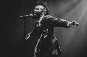 Power, Race, and Positivity: A Conversation with Fantastic Negrito