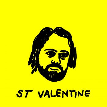 St Valentine EP artwork