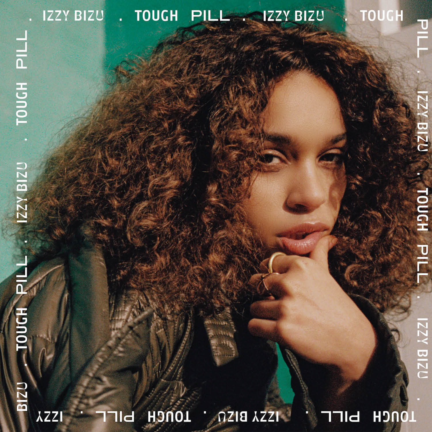 Tough Pill - Izzy Bizu Artwork