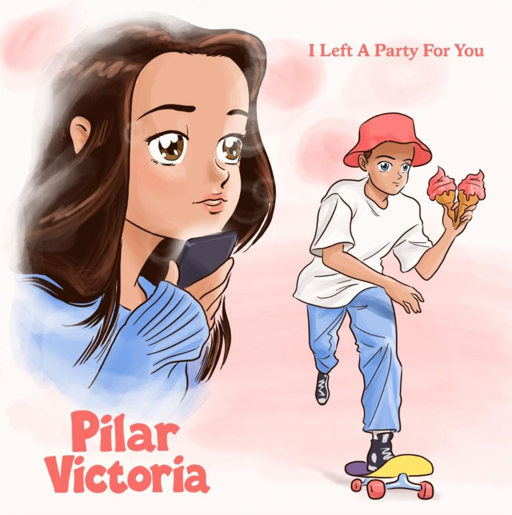 I Left a Party for You - Pilar Victoria