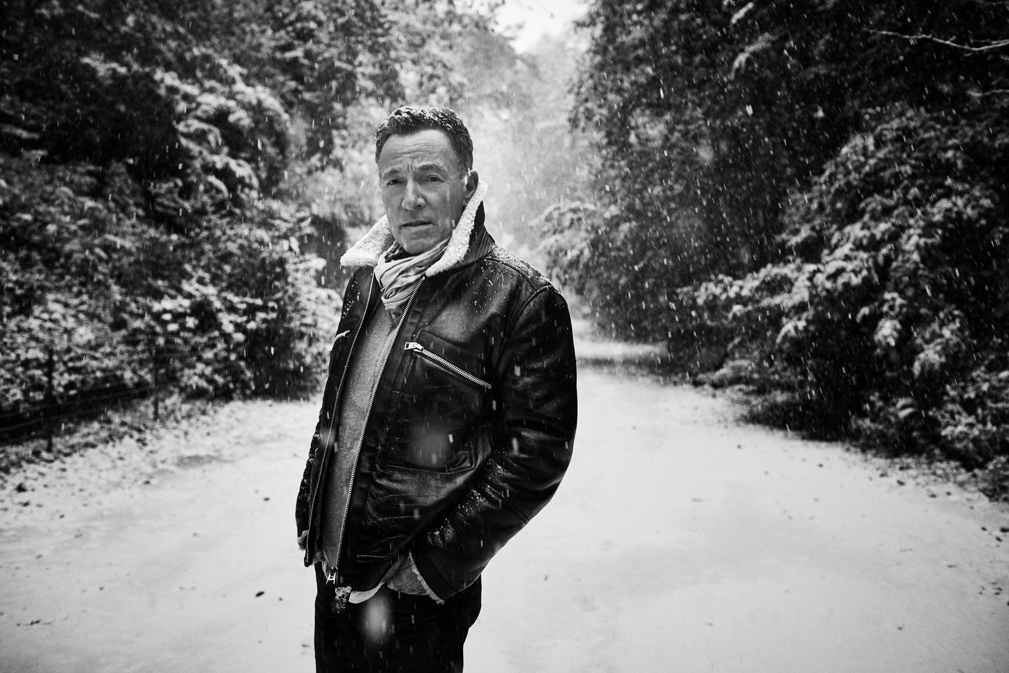 Bruce Springsteen © Danny Clinch