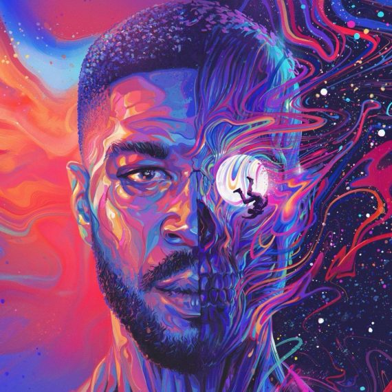 Man on the Moon III: The Chosen - Kid Cudi