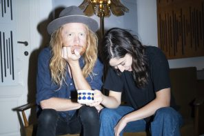 "Interview: OSKA & Stu Larsen's Intimate Duet ""Honeymoon Phase / Wide Awake & Dreaming"""