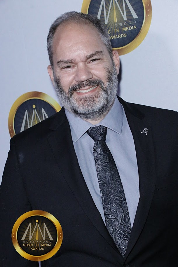 Shie Rozow at the 2019 Hollywood Music in Media Awards