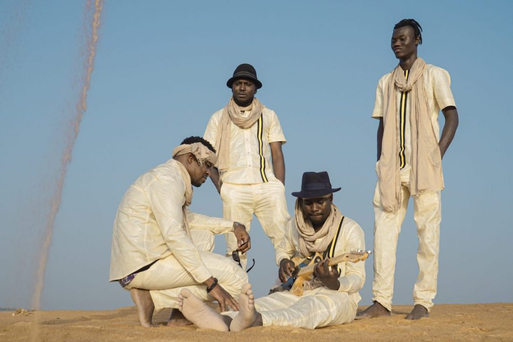 Songhoy Blues © Kiss Diouara