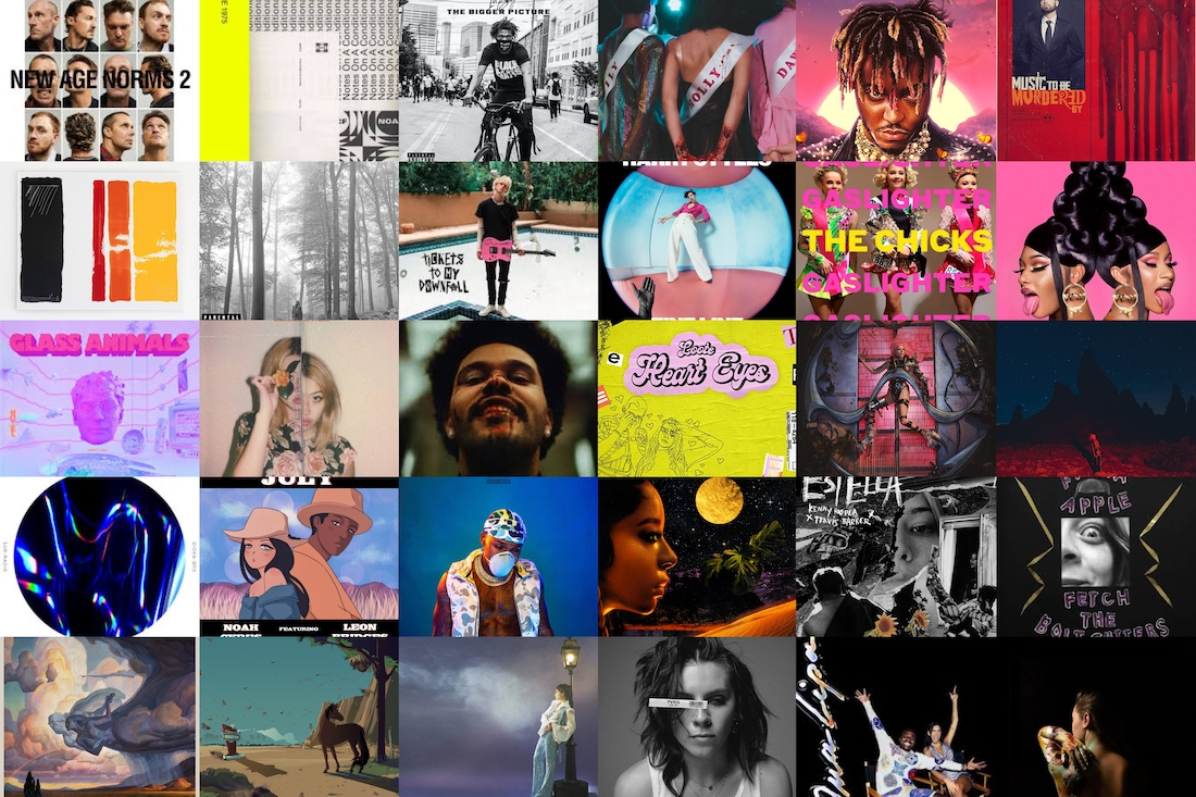 The Best Songs of 2020 (According to Anthony)