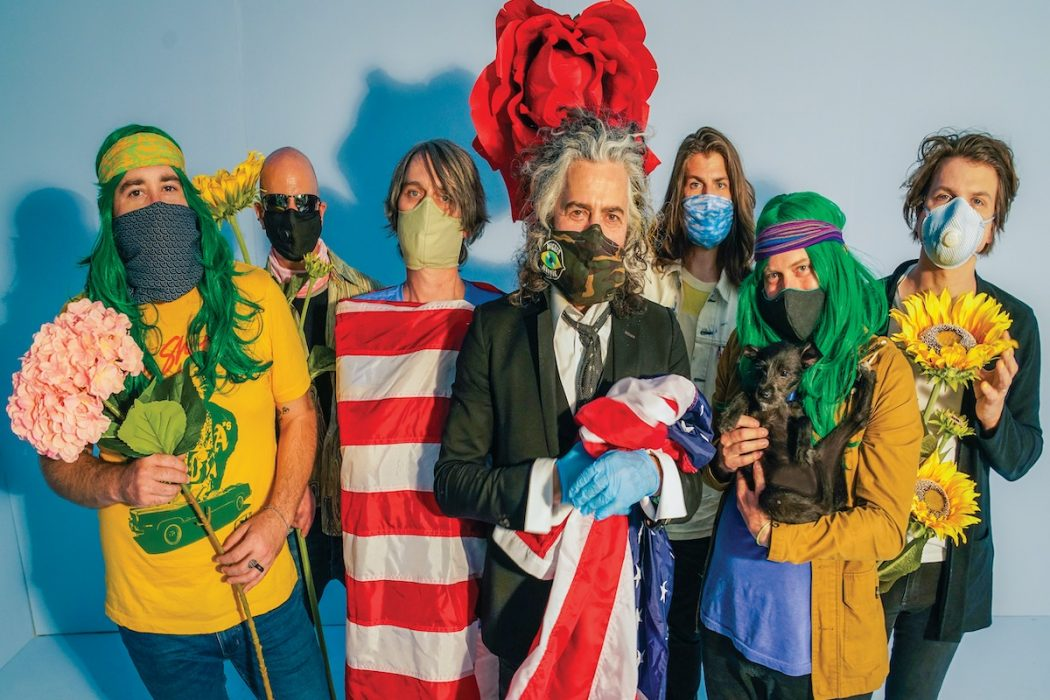 The Flaming Lips © George Salisbury