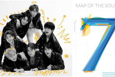 BTS 'Map of the Soul: 7'
