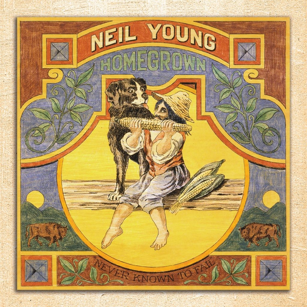 "Our Take:  Neil Young Wistfully Digs Up His Past On Lost Album ""Homegrown"""