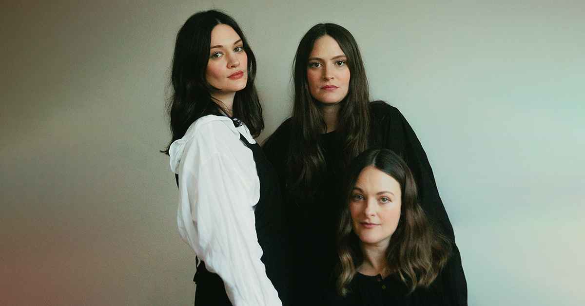 The Staves © Sequoia Ziff
