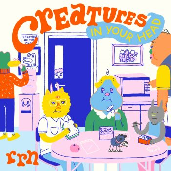 Creatures In Your Head - Run River North