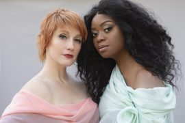 Leigh Nash & Ruby Amanfu © Allister Ann