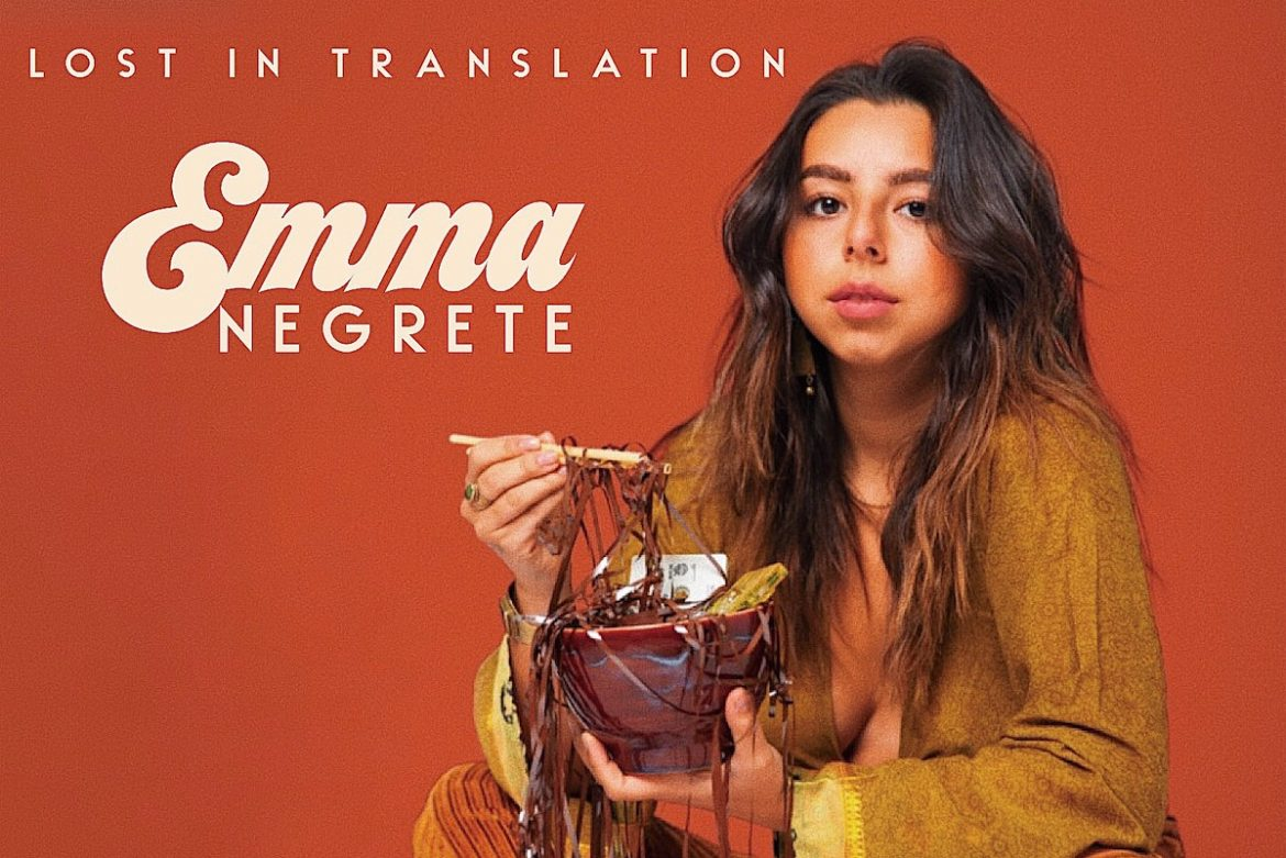 Lost in Translation - Emma Negrete