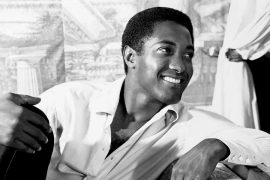 Sam Cooke © Wally Seawell, 1963