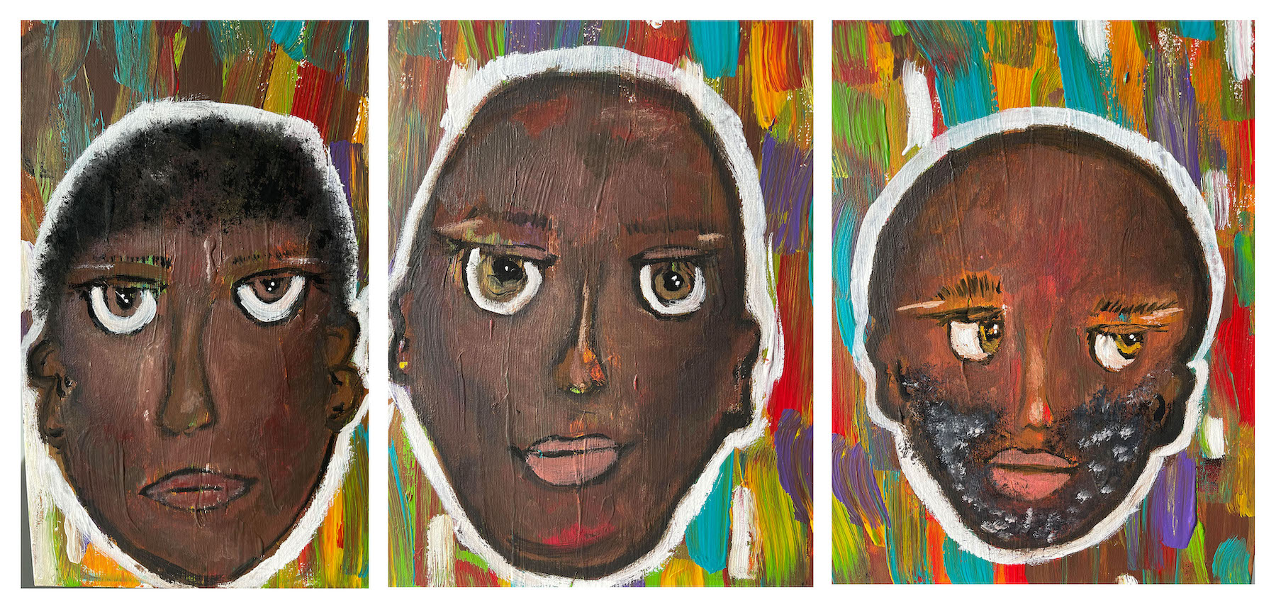 The Black Expression by PRICIE