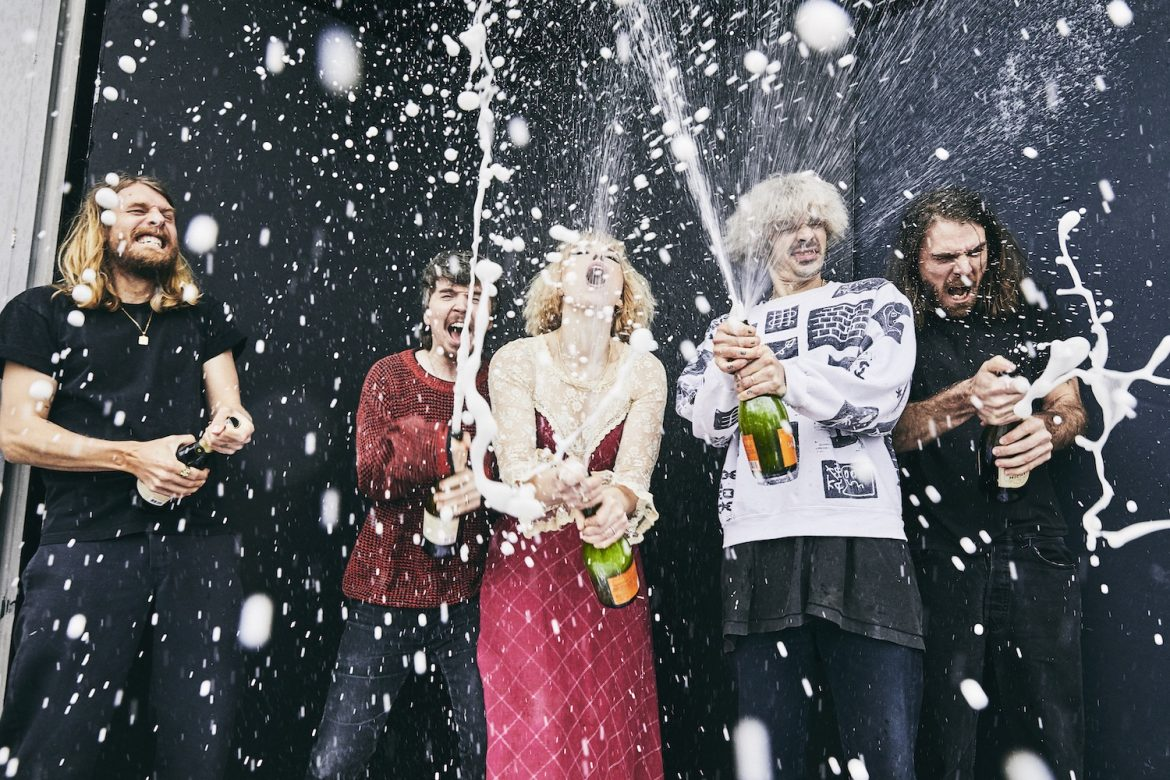 Grouplove © Jimmy Fontaine