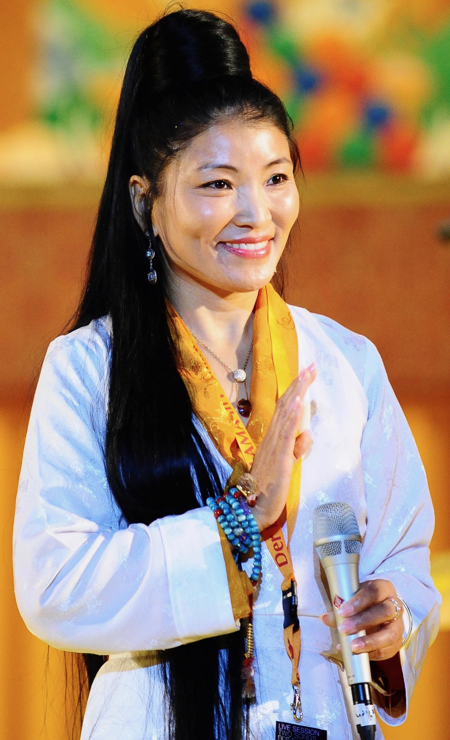 Yungchen Lhamo © courtesy of the artist