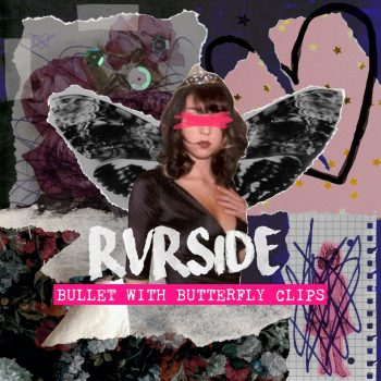 Bullet with Butterfly Clips - RVRSIDE