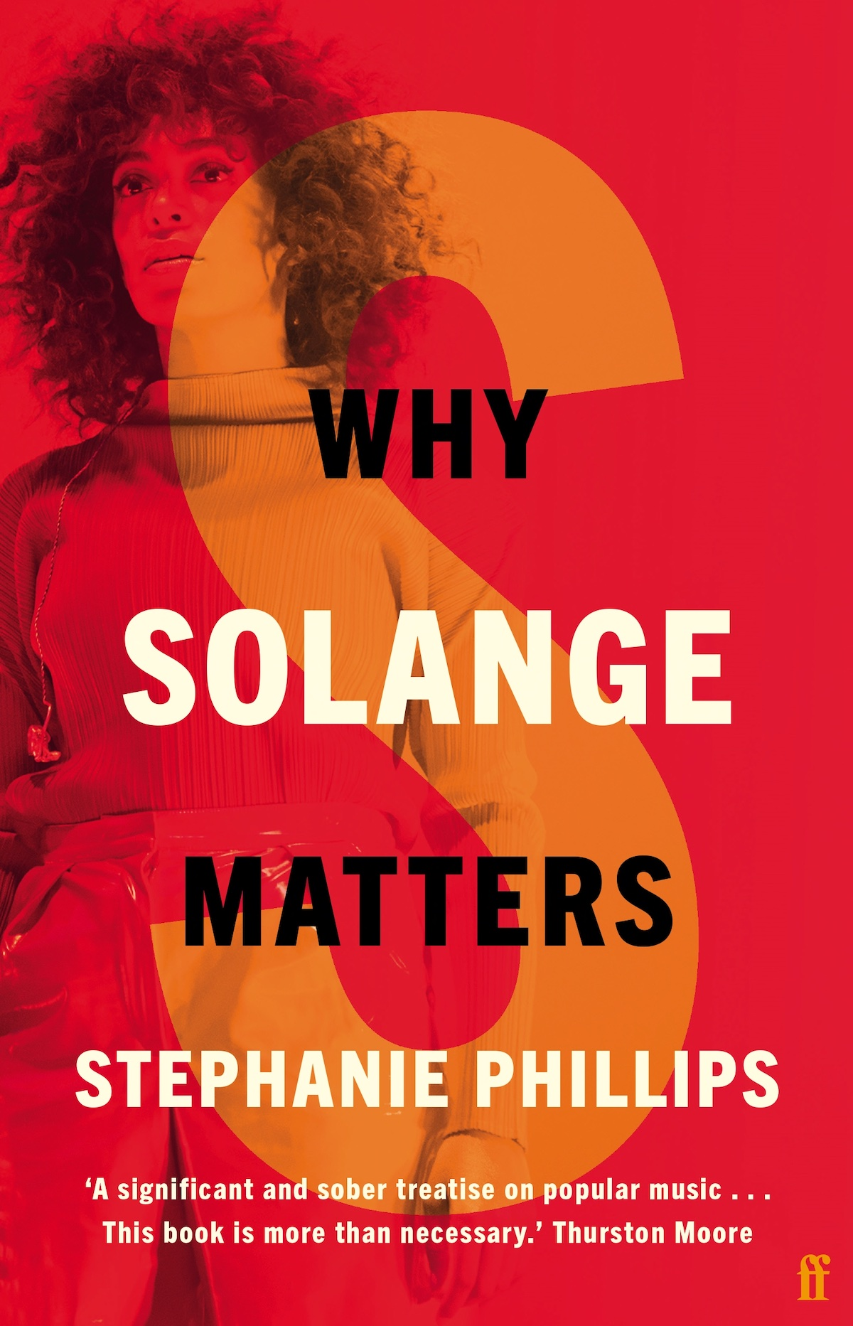 Why Solange Matters (alternate book cover)