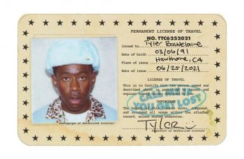 CALL ME IF YOU GET LOST - Tyler, The Creator
