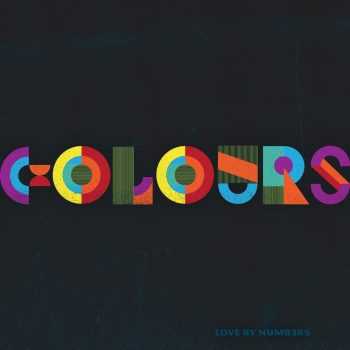 COLOURS EP - LOVE BY NUMB3RS
