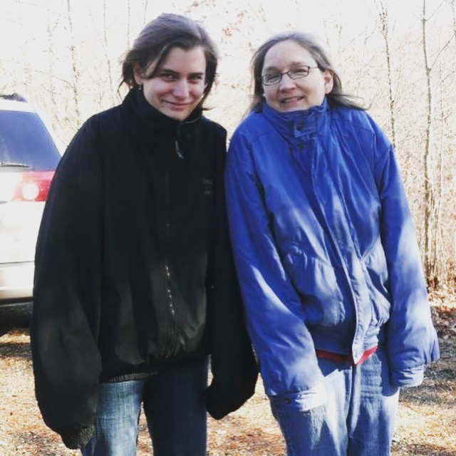 Leah Shaw and her mother © The Shaw Family