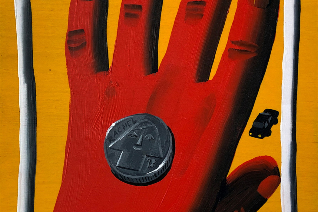 More Brilliant Is the Hand that Throws the Coin - Margaux